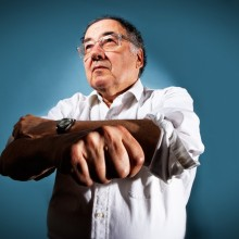 Portrait photo of Dr. Barry Sherman