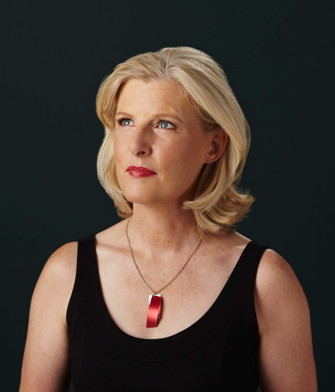 Portrait of Gillian Findlay of CBC, Corporate portrait by GiantVision Photography