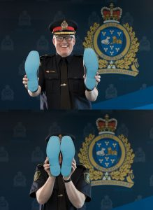 Waterloo Regional Police Chief Bryan Larkin
