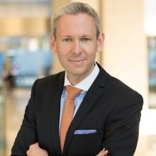 Corporate location portrait of Brian Bachand-Boyden