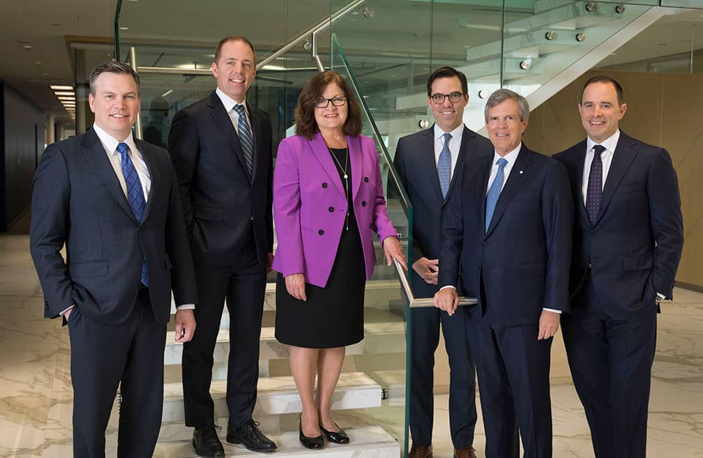 Kingsett Capital group portrait