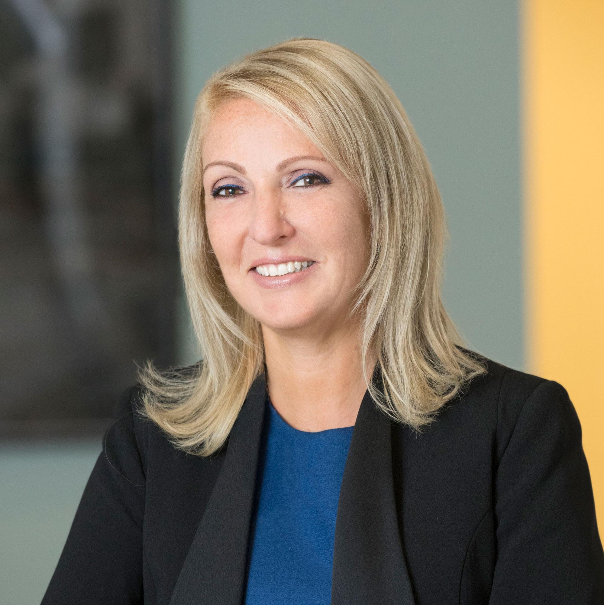 Corporate portrait of Sharon Ladiapalo