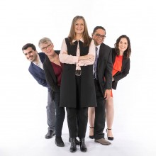 Corporate group portraits