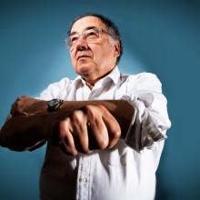 Dr. Barry Sherman - portrait photography