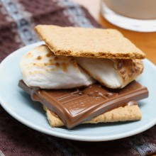 S'mores photograph done by Andre Van Vugt, GiantVision