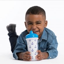 Studio photoshoot for Platex Baby