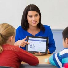 Teaching portrait